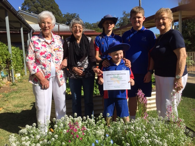 'Perfect Pollinators' School Seed Growing Competition 1st Bonville Public School
